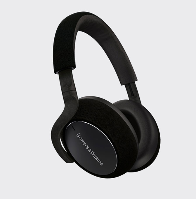 Bowers & Wilkins PX7 Carbon Zwart