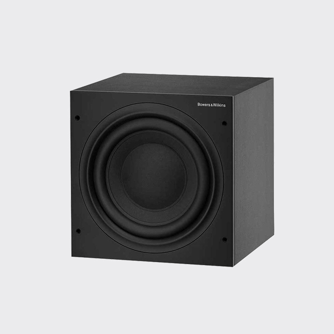 Bowers & Wilkins ASW610XP Soft Touch Black