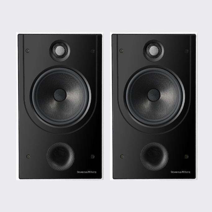 Bowers & Wilkins CWM8.5 Wit