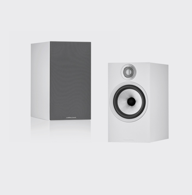 Bowers & Wilkins 606 S2 Anniversary Edition Wit