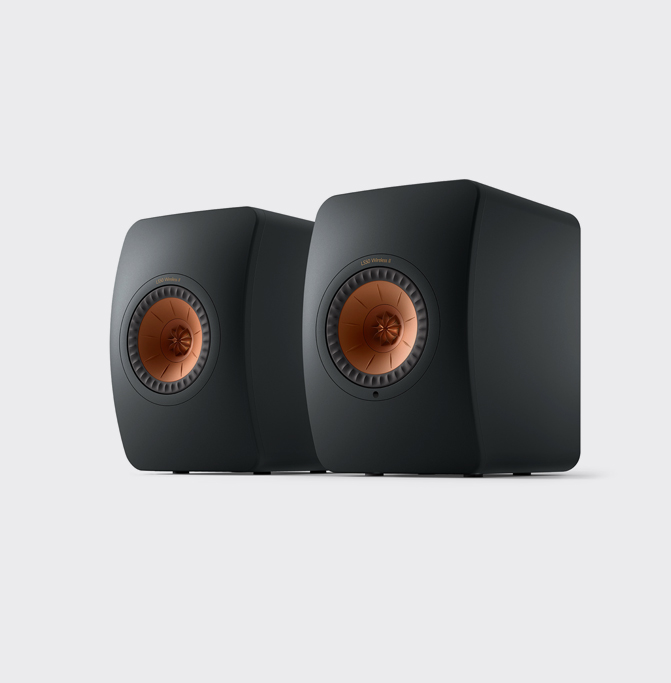 Kef LS50 Wireless MKII