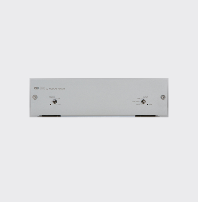 Musical Fidelity V90-DAC Zilver