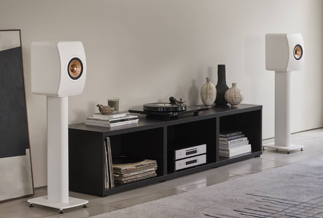 KEF LS50 Meta en KEF LS50 Wireless II